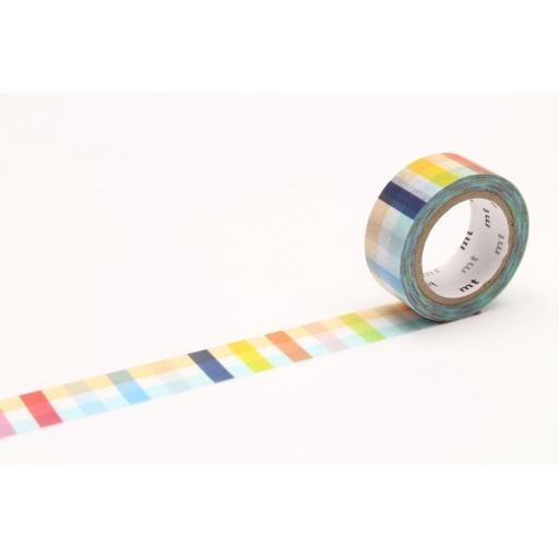 Washi Tape - Fab Plaid
