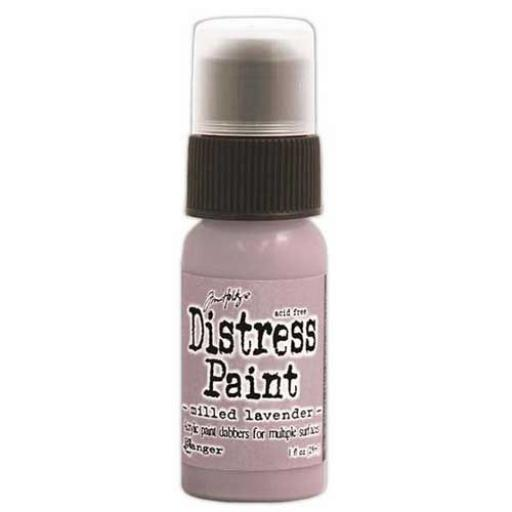 Milled Lavender Distress Paint