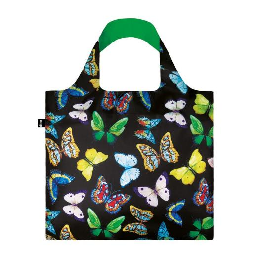 Loqi Butterflies Bag