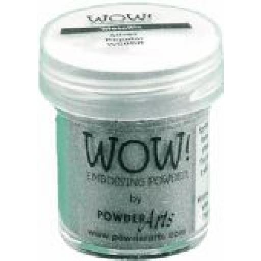WOW! Embossing Powder Metallic Silver Superfine 15ml