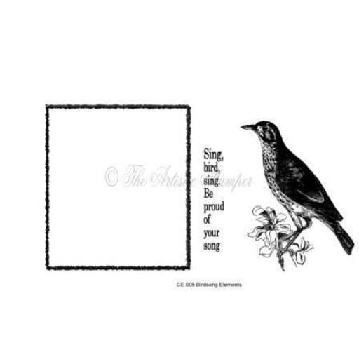 Birdsong Elements