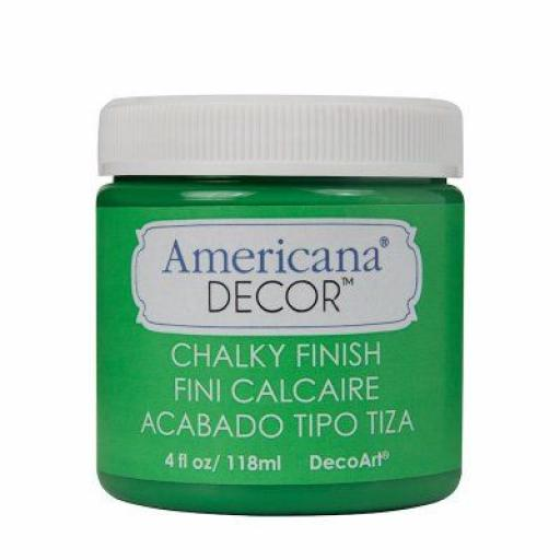DecoArt Chalky Finish paint - Fortune 4 fl oz