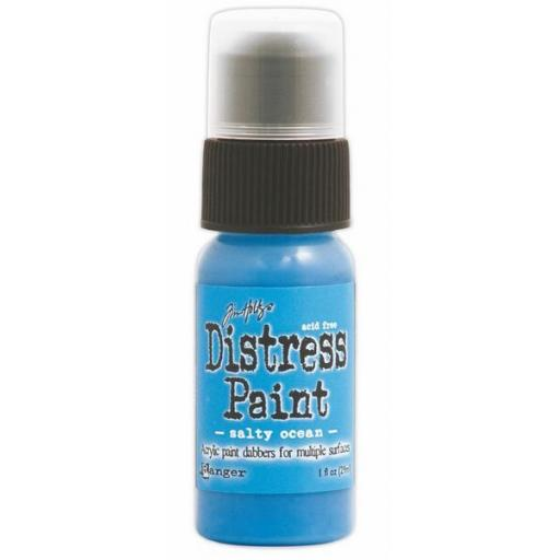 Salty Ocean Distress Paint