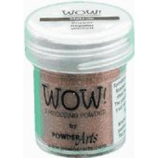 WOW! Embossing Powder Metallic Copper 15ml