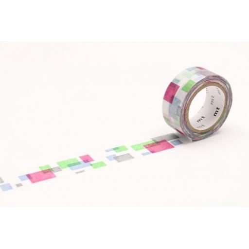 Washi Tape - Fab Block