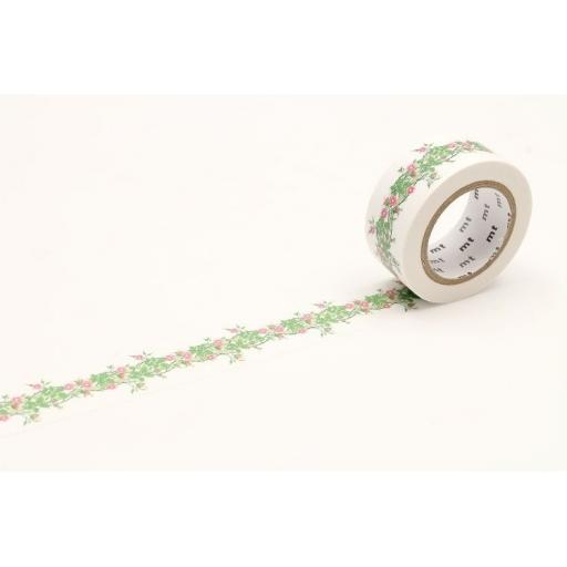 Washi Tape - William Morris Rambler