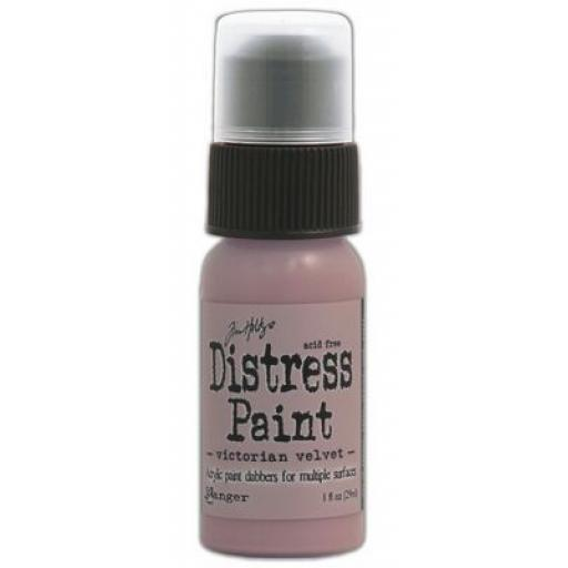 Victorian Velvet Distress Paint