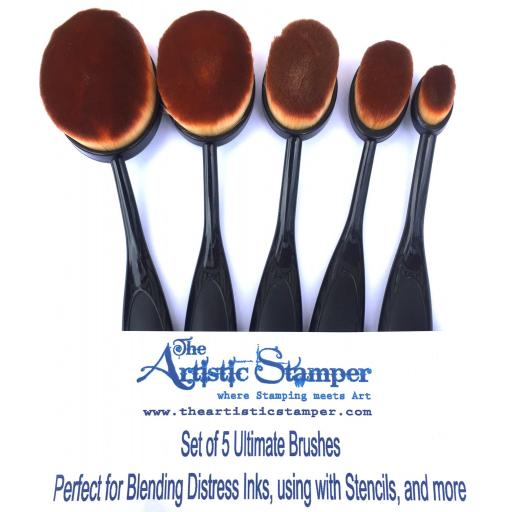 Ultimate Brushes x 5