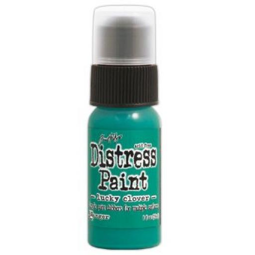Lucky Clover- Distress Paint