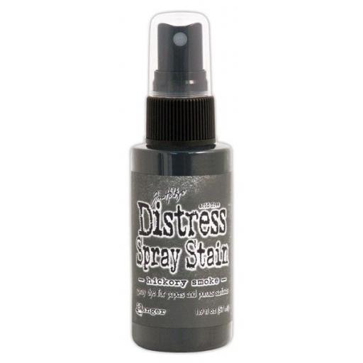 Hickory Smoke- Distress Spray Stain