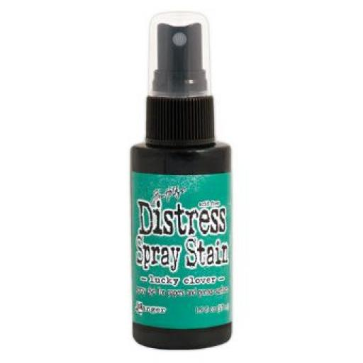 Lucky Clover-Distress Spray Stain