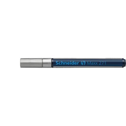 Schneider 271 - Silver Paint Pen 1-2mm