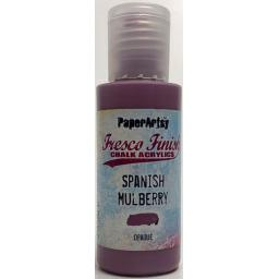 Fresco Finish Paint - Spanish Mulberry