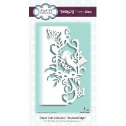 Creative Expressions -Paper Cuts Collection -Bluebird Edger