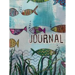 Saturday 19th October 10am-3pm Mixed media Notebook with Jennie inc lunch