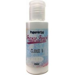 Fresco Finish Paint - Cloud 9