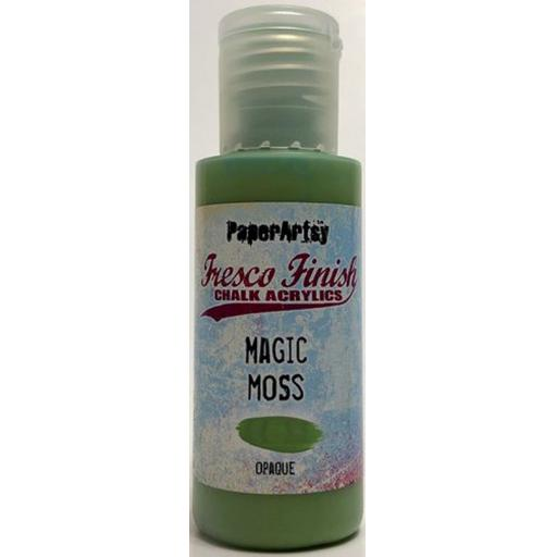 Fresco Finish Paint - Magic Moss