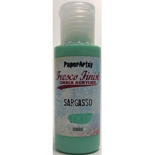 Fresco Finish Paint - Sargasso