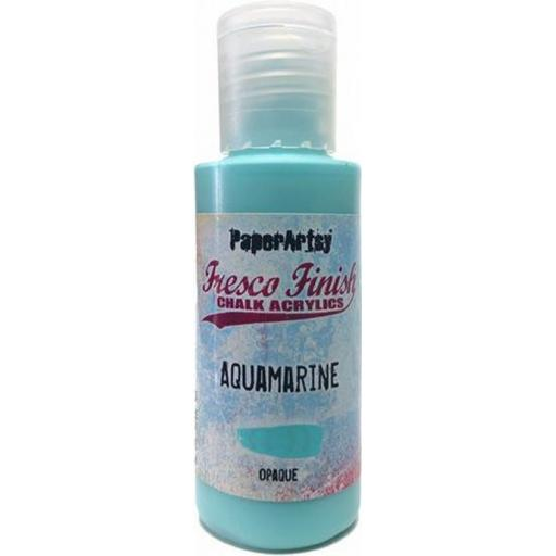 Fresco Finish Paint - Aquamarine