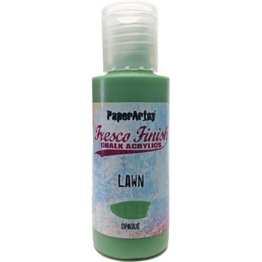 Fresco Finish Paint - Lawn