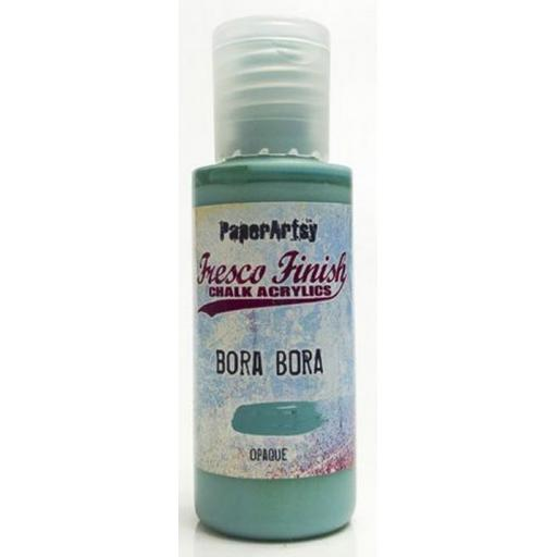 Fresco Finish Paint - Bora Bora