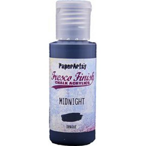 Fresco Finish Paint - Midnight