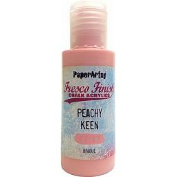 PaperArtsy- Fresco Finish - Peachy Keen