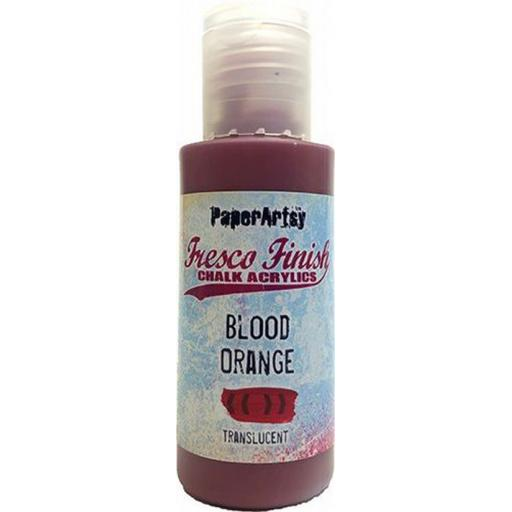 PaperArtsy- Fresco Finish - Blood Orange