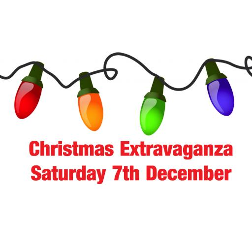 Saturday 7th December 10am-4pm Small Business Saturday Christmas Extravaganza