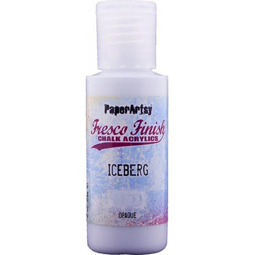 Fresco Finish Paint- Ice Berg