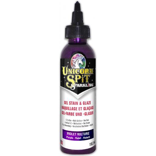Unicorn Spit Sparkling - Violet Vulture