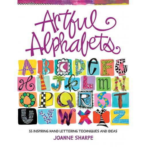 Artful Alphabets By Joanne Sharpe