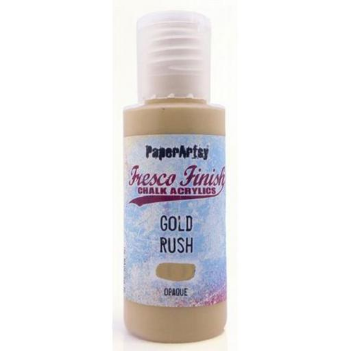 Fresco Finish Paint- Gold Rush {Seth Apter}