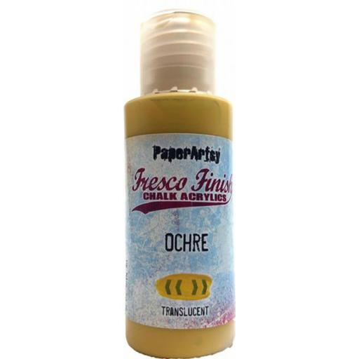 Fresco Finish Paint- Ochre {Tracy Scott}