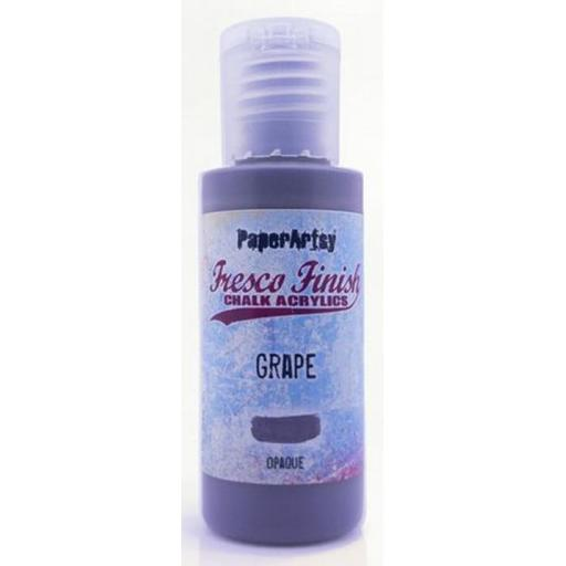 Fresco Finish Paint - Grape