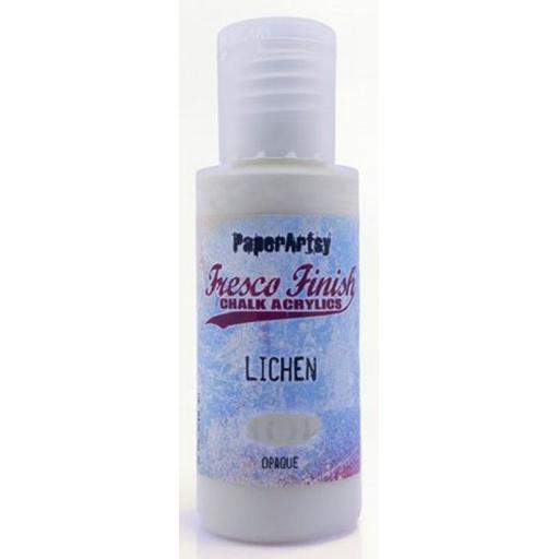 Fresco Finish Paint - Lichen