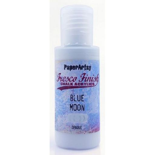 Fresco Finish Paint- Blue Moon