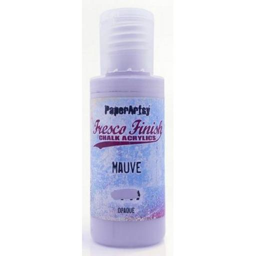 Fresco Finish Paint- Mauve