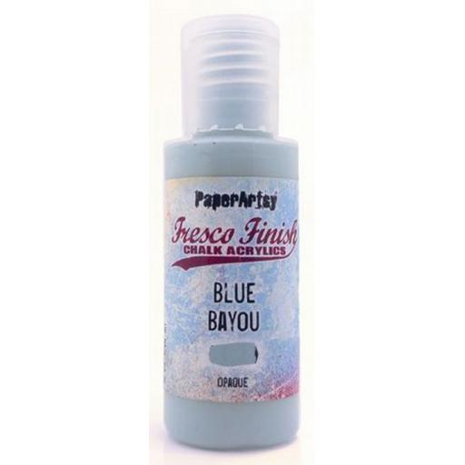Fresco Finish Paint- Blue Bayou {Seth Apter}