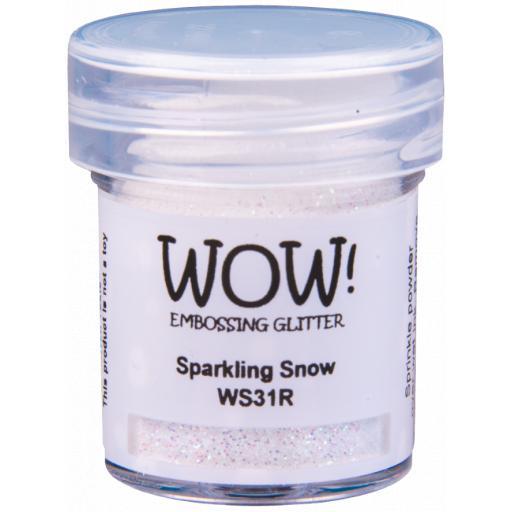 WOW! WS31 Sparkling Snow