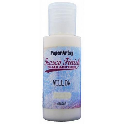 Fresco Finish Paint - Willow (March 2020)