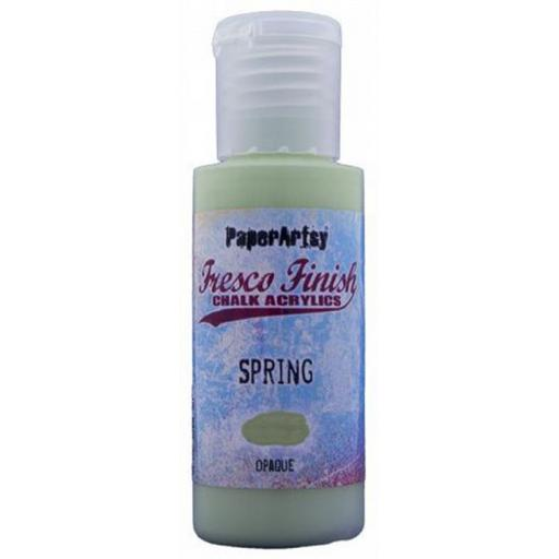 Fresco Finish Paint - Spring (March 2020)