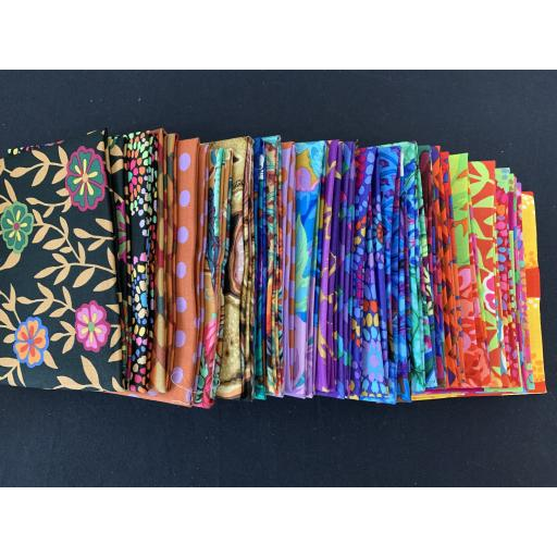 Kaffe Fassett Fat Quarter Warm x 1