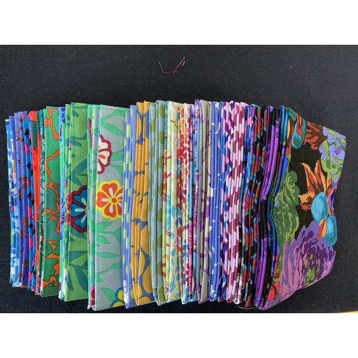 Kaffe Fassett Fat Quarter Cool x 1