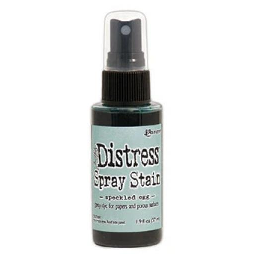 Tim Holtz Distress® Spray Stain 2oz- Speckled Egg