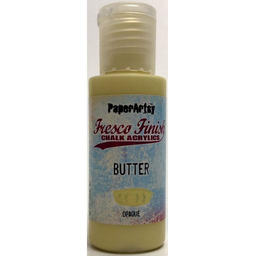 Fresco Finish - Butter {Seth Apter}