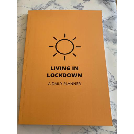 Living in Lockdown- A Daily Planner