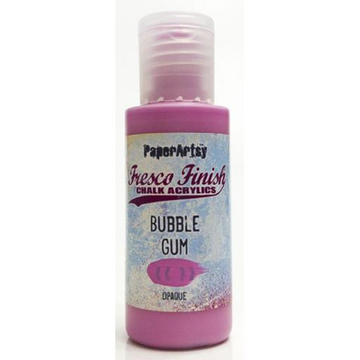Fresco Finish Paint- Bubblegum