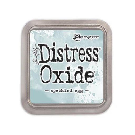Tim Holtz Distress® Oxide Ink Pad - Speckled Egg