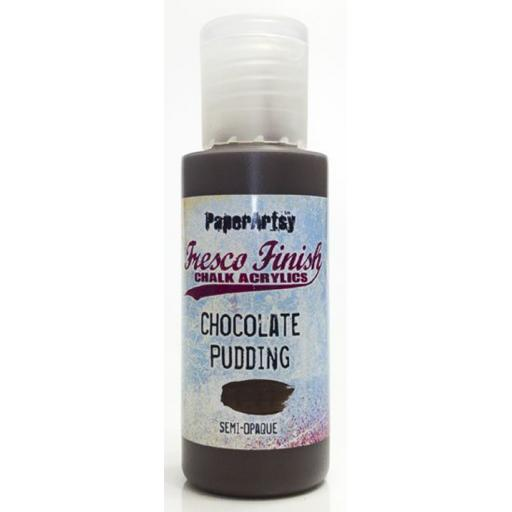 Fresco Finish - Chocolate Pudding